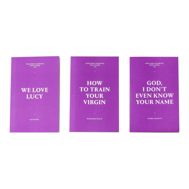The New Lovers Series - Set of 3 For Sale