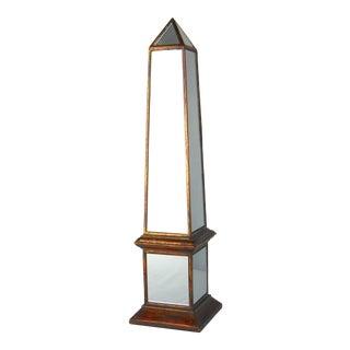 Mirrored Obelisk For Sale