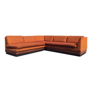 Adrian Pearsall Sectional Sofa Craft Associates