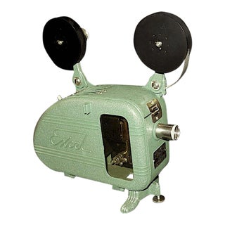 1930s Art Deco Movie Products, Inc. 16mm Excel Projector For Sale