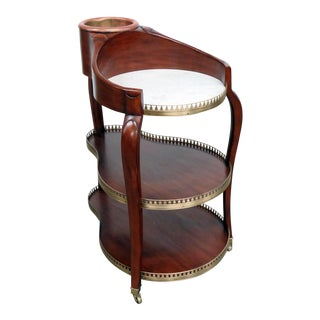 20th Century Regency Style Wine Tasting Table For Sale