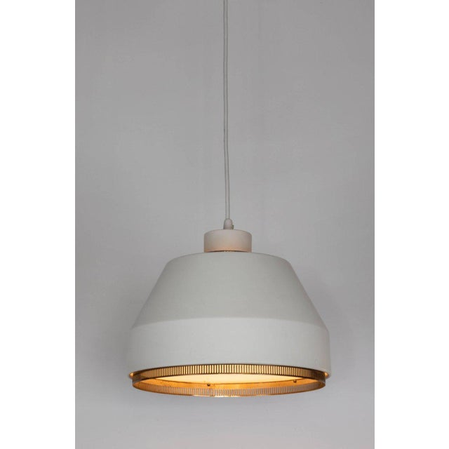 1940s Modern Aino Aalto 'Ama 500' Pendant Light For Sale In Los Angeles - Image 6 of 13