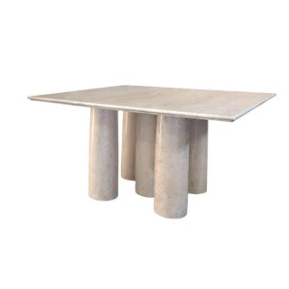 "Mario Bellini ""Colonnato"" Cassina Edition Dining Room Table"