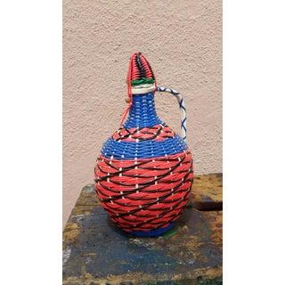 Vintage Bohemian Wrapped Bottle Preview