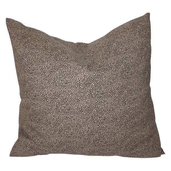 Favori Printed Linen Pillow - Image 1 of 2