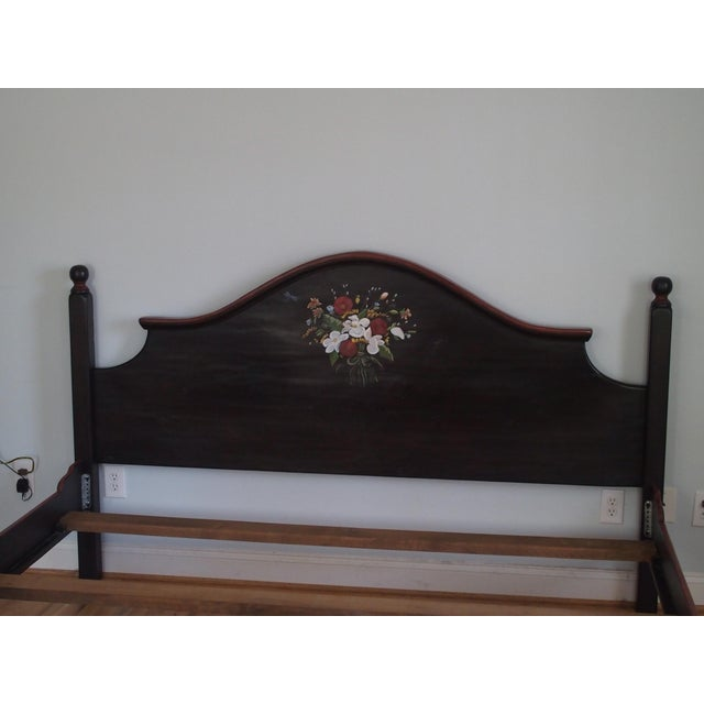 The FarmHouse Collection King Bed Frame - Image 8 of 11