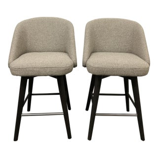 Pair of Cora Counter Stools, by Room & Board For Sale