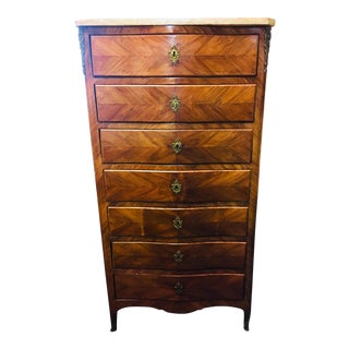 Turn of the 19th Century Chest of Drawers For Sale