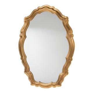 1960s Vintage Labarge Gilt Mirror For Sale