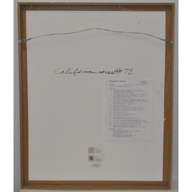 Lithograph Robert Inman Lithographs - A Pair For Sale - Image 7 of 7