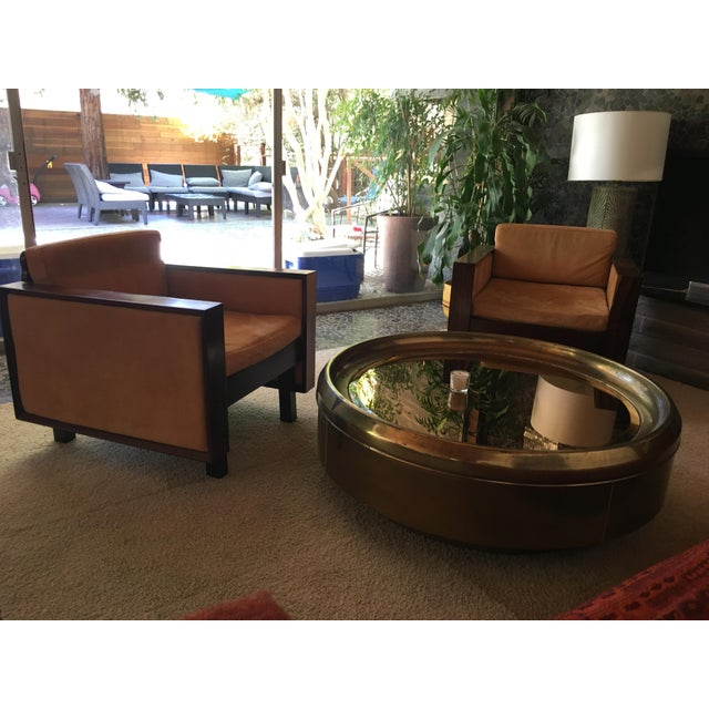 Mid-Century Modern Mid-Century Modern Rosewood Chairs For Sale - Image 3 of 11