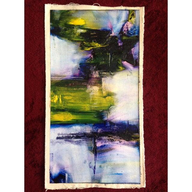 Consensus Trance Original Oil Painting - Image 2 of 3