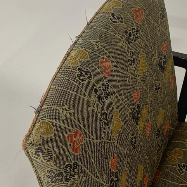 Pair of Greek Key Far East for Baker Chinoiserie Armchairs by Michael Taylor For Sale In New York - Image 6 of 13