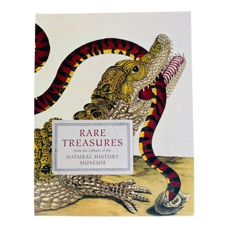 Treasures-From the Library of the Natural History Museum Book For Sale