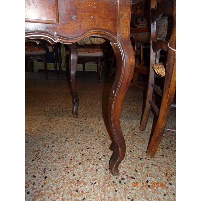 French Louis XV Side Table For Sale - Image 3 of 13
