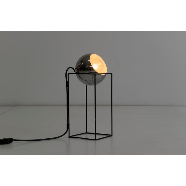 Table Lamp In the Style of Angelo Lelli For Sale - Image 4 of 6