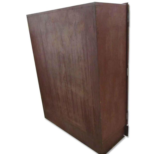 Wood & Metal Cabinet - Image 4 of 9