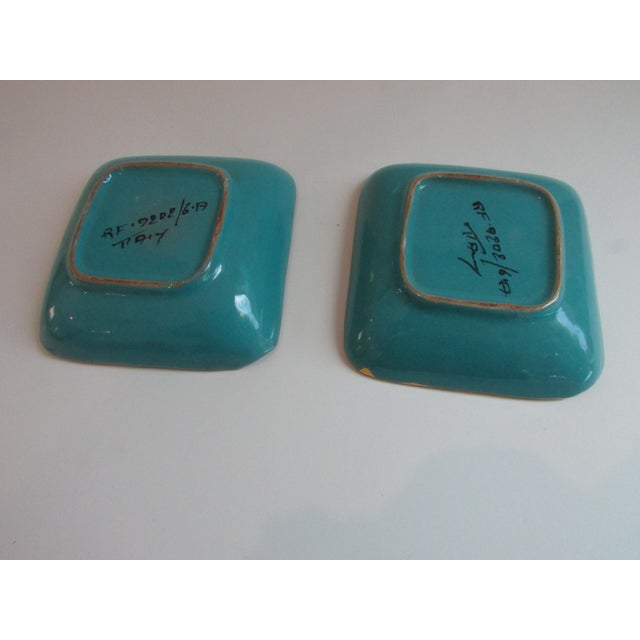 Bitossi Mid-Century Italian Ashtrays - A Pair For Sale - Image 4 of 4