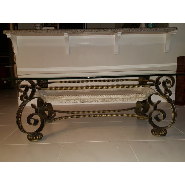 Thomasville Coffee Table - Image 3 of 5
