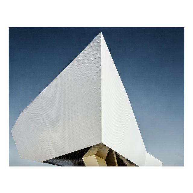 The Porsche Museum I - Photograph by Guy Sargent For Sale