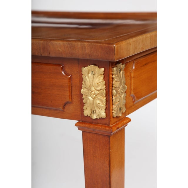 Louis XVI Writing Table For Sale In New York - Image 6 of 11