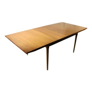 Mid Century Dining Table by Drexel For Sale
