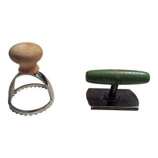 Vintage Kitchen Tools - A Pair