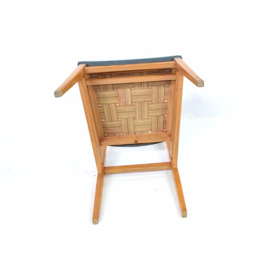 Danish Blonde Modern Chairs - Set of 6 - Image 6 of 6