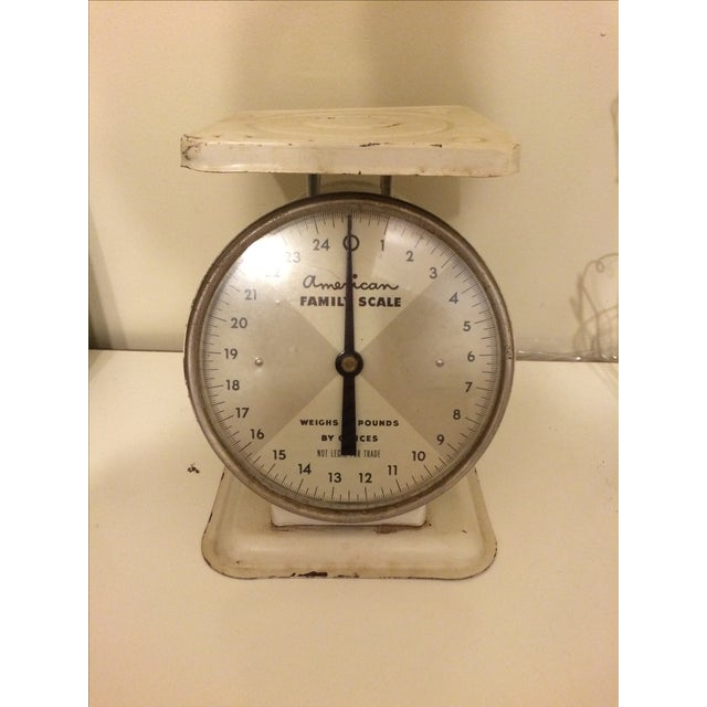 Vintage American Family Kitchen Scale - Image 2 of 6