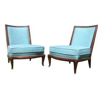 Modern Medellin Mid-Century Style Lounge Chairs For Sale