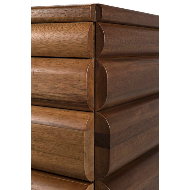 Corinth Sideboard, Dark Walnut For Sale - Image 10 of 11