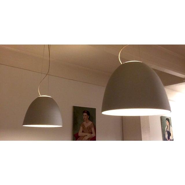 Ernesto Gismondi for Artemide Nur Lights - A Pair - Image 2 of 4