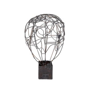 Agnese Udinotti Metal Balloon Sculpture For Sale