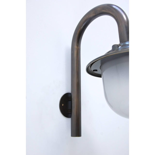 Italian Exterior Wall Fixtures For Sale - Image 10 of 10
