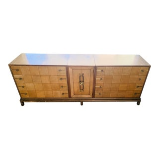 1960s Johnson Handley Furniture Co. Mid Century Dresser For Sale