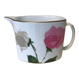 Kate Spade Floral Pattern China Creamer For Sale
