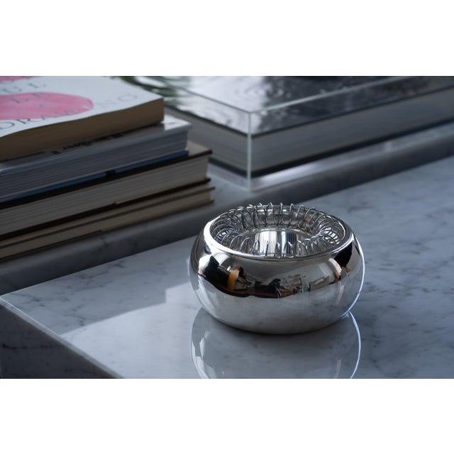 """An iconic """"Spirale"""" astray designed by Achille Castiglioni for Bacci Italia in 1971. """"Spirale"""" is Castiglioni's..."""