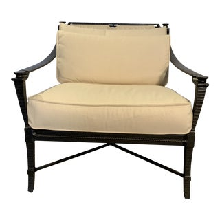 Century Furniture Andalusia Royal Outdoor Lounge Chair For Sale