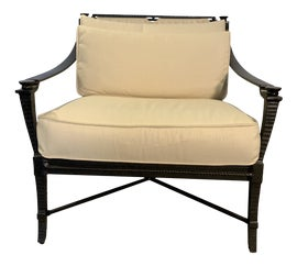 Image of Neoclassical Outdoor Chairs