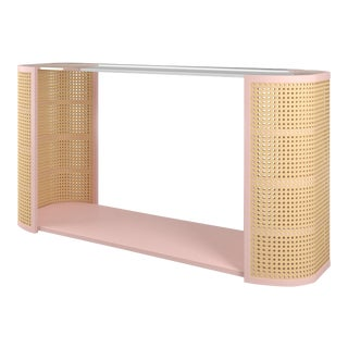 Lola Console Table - Coral Dust For Sale