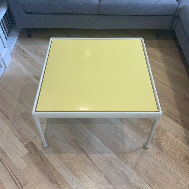 1960s Mid-Century Modern Knoll Richard Schultz Table For Sale - Image 10 of 10