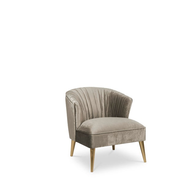 Modern Nuka Armchair From Covet Paris For Sale - Image 3 of 5