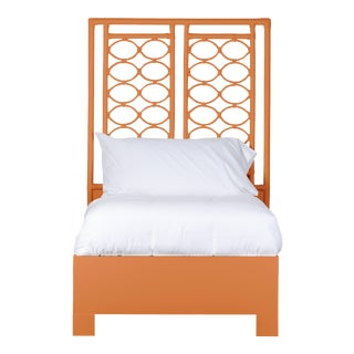 Infinity Bed Twin Extra Long - Orange For Sale