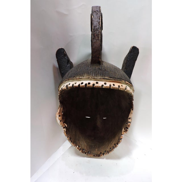 Ceremonial Mask From The Igbo Tribe of NIgeria - Image 3 of 5