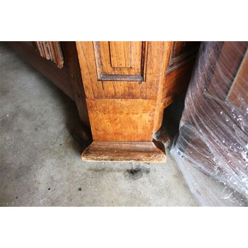 French 18th Century French Oak Armoire For Sale - Image 3 of 6