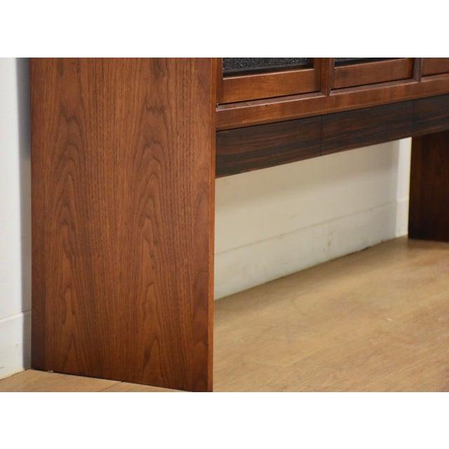 Dunbar Furniture Edward Wormley for Dunbar Janus Credenza For Sale - Image 4 of 13