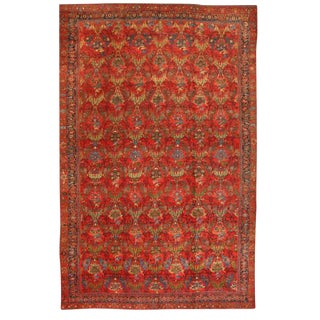 Antique Bidjar Carpet For Sale