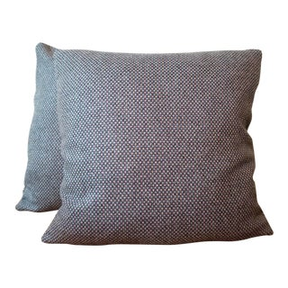 Osborne & Little Lambswool Pillow Covers - a Pair For Sale