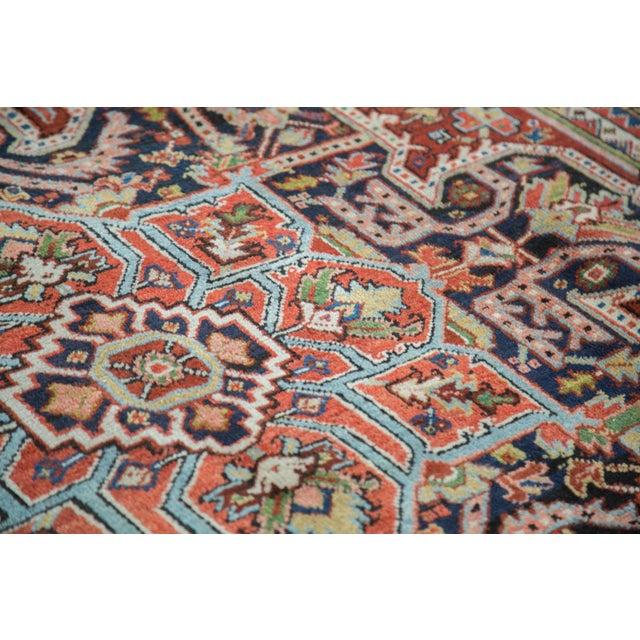 "Vintage Heriz Carpet - 8'2"" X 10'4"" - Image 9 of 10"