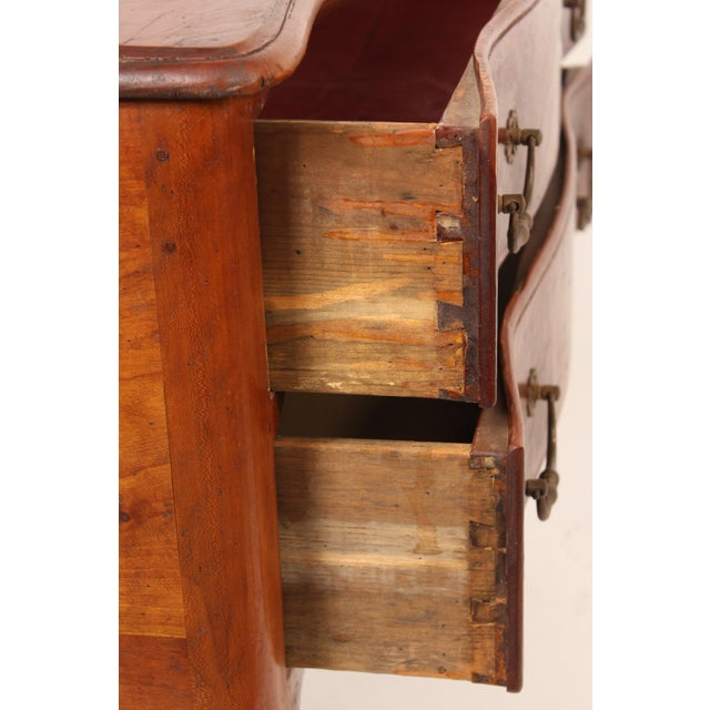 1900 Louis XV Provincial Style Chest of Drawers For Sale - Image 12 of 13